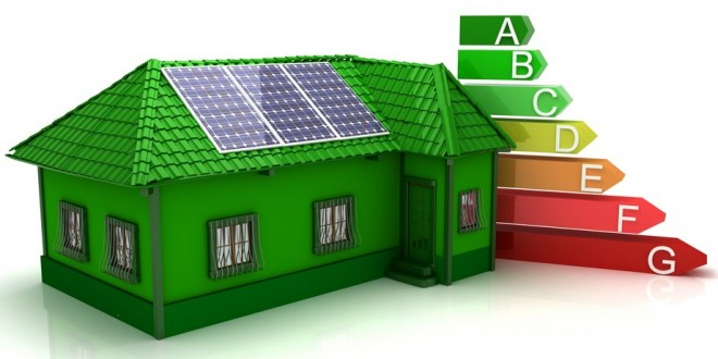 Green Powered Home