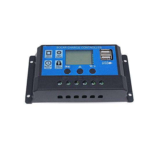 20a 12v 24v Solar Charge Controller Charge Regulator